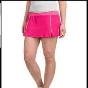 Reebok Pink Tennis Skirt/Skort Sz Medium